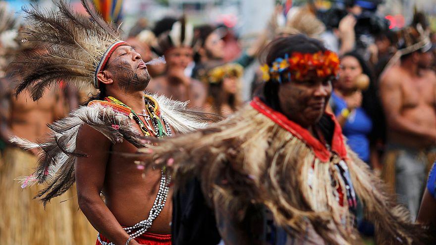 Doğanın koruyucu melekleri yerliler ekonomi savaşlarının kuşatması altında