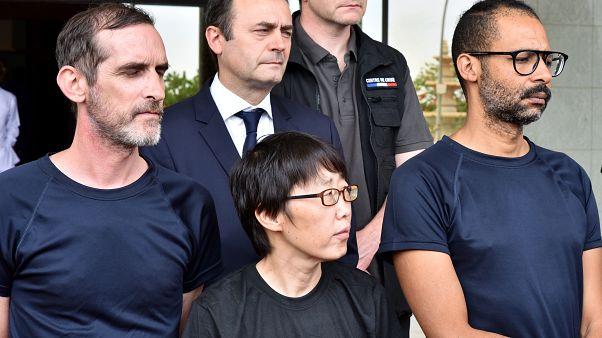 Részvétet nyilvánítottak a Burkina Fasóban kiszabadított francia túszok