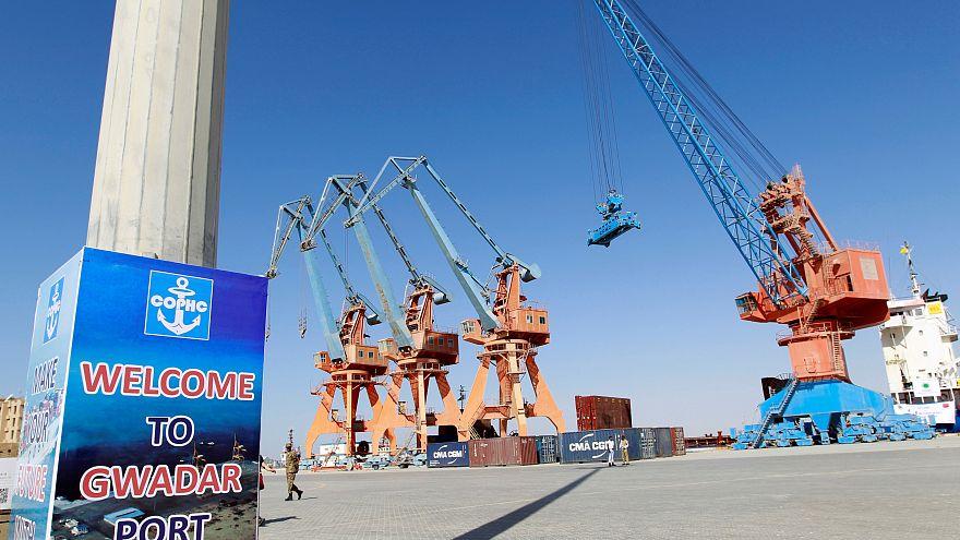 Λιμάνι Γκουαντάρ, Μπαλουχιστάν, Πακιστάν (φωτογραφία αρχείου)