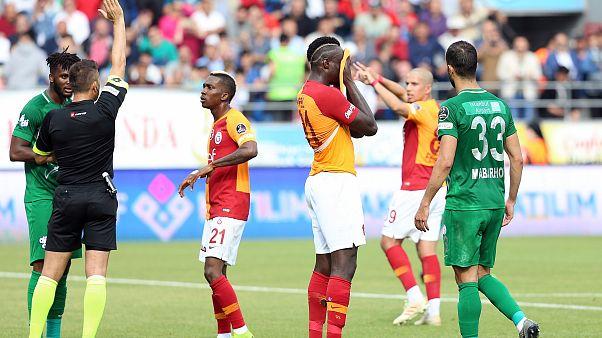 Galatasaray'dan 'şampiyonluk' dönüşü