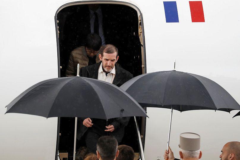 Francois Guillot/Pool via REUTERS