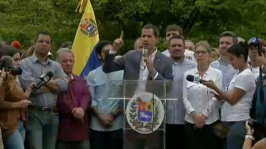 Venezuela: Wie groß ist die Unterstützung für Juan Guaidó?