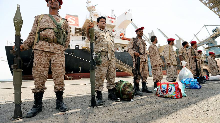 Houthi's begin withdrawing from Yemen ports