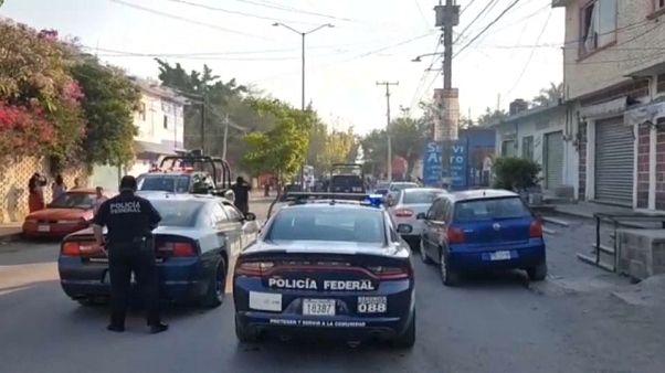 العثور على 35 جثة مدفونة قرب مدينة وادي الحجارة المكسيكية