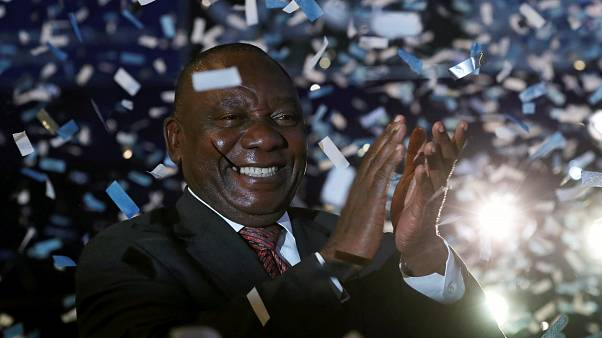 ANC celebrates victory in South African elections