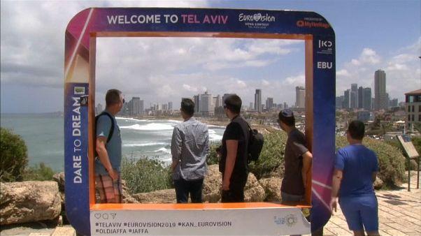 إنطلاق التحضيرات لمسابقة يوروفيجن وسط تزايد المخاوف وانتشار حملة مقاطعة إسرائيل