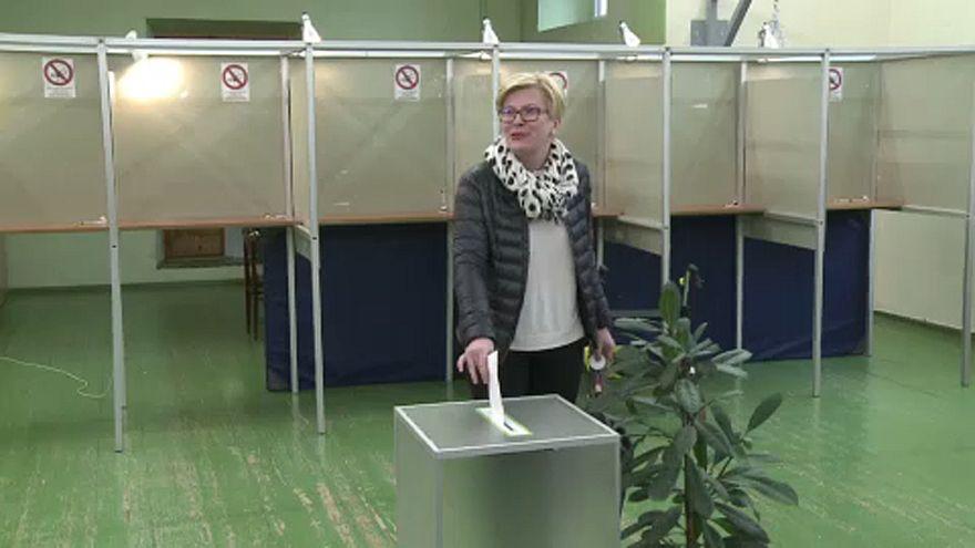 انتخابات لیتوانی؛ وعده کاندیداها برای مبارزه با نابرابری