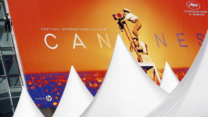 Últimos preparativos para o Festival de Cannes