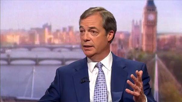 A Brexit Párt van az élen egy kutatás szerint Nagy-Britanniában
