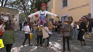Lisboa invadida por marionetas do FIMFA
