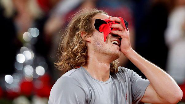Madrid Open: Νίκησε Ναδάλ και παίζει τελικό με Τζόκοβιτς ο Τσιτσιπάς