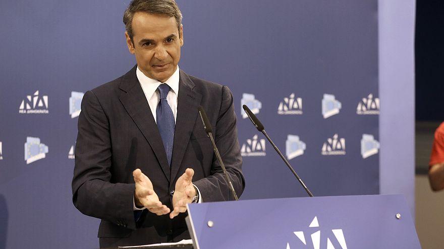 Κυριάκος Μητσοτάκης: Εφόσον ο κ. Τσίπρας ηττηθεί στις ευρωεκλογές πρέπει να παραιτηθεί