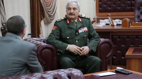 Libia: Haftar muove le sue truppe verso Sirte