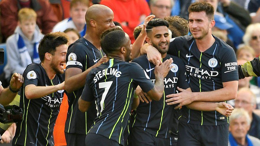 A Manchester City nyerte az angol bajnokságot
