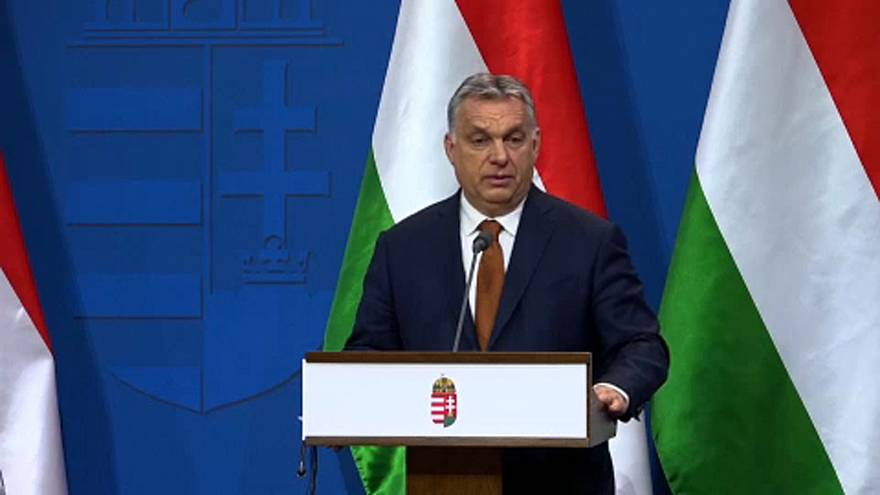 Hétfőn fogadja Donald Trump Orbán Viktort
