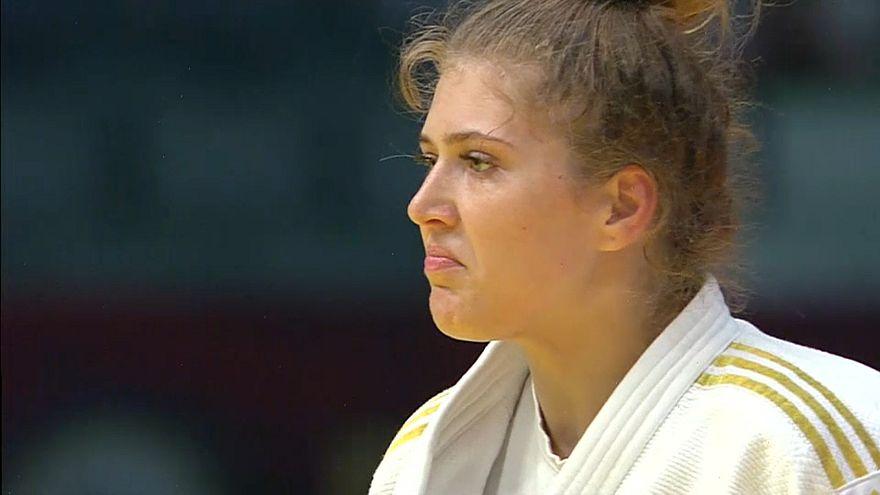Bakü Judo Grand Slam Turnuvası'nın son gününde Nemanja Majdov zirvede yer aldı