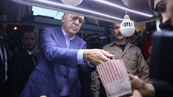 Cumhurbaşkanı Erdoğan: Her şey 'daha güzel olacak'