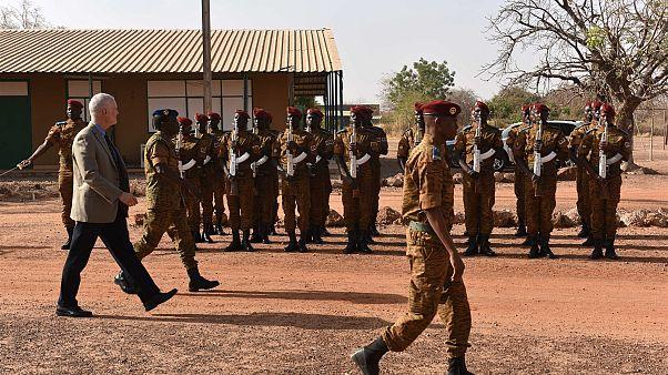 مقتل ستة أشخاص في هجوم مسلح على كنيسة في بوركينا فاسو