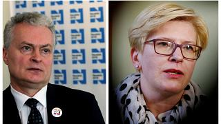 Präsident oder Präsidentin? Litauen entscheidet in Stichwahl