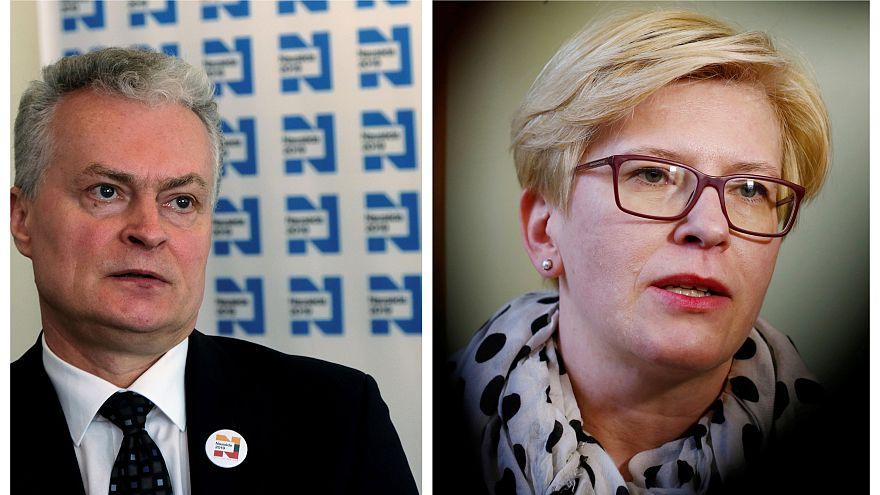 Λιθουανία-προεδρικές εκλογές: Ναουσέντα και Σιμονίτε στον β' γύρο