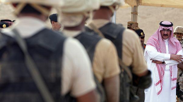 Suudi Arabistan Yemen savaşı