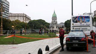 Argentinischer Abgeordneter stirbt nach Schussattacke