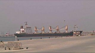 """استنكار خليجي عربي """"للعمليات التخريبية"""" ضد سفن تجارية قرب مياه إماراتية"""
