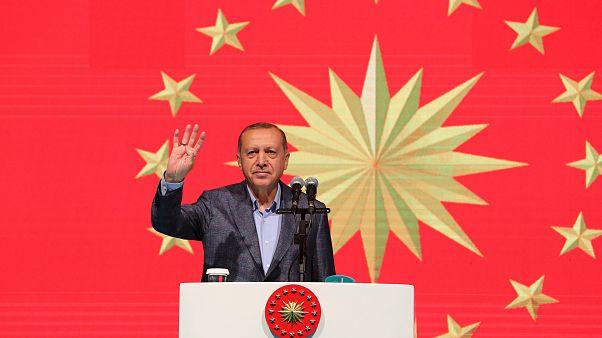 Ερντογάν: Η ανατολική Μεσόγειος δεν είναι θέμα των Κυπρίων