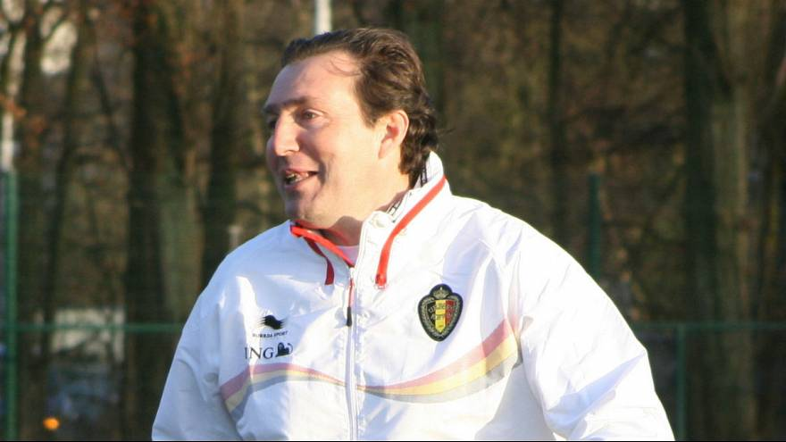 مارک ویلموتس، مربی پیشین تیم ملی بلژیک
