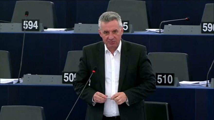 Jan Zahradil - Kandidat einer Partei auf Abruf