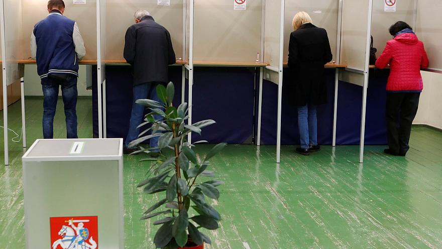 Lithuania presidential election: Nauseda and Simonyte will head to a second round