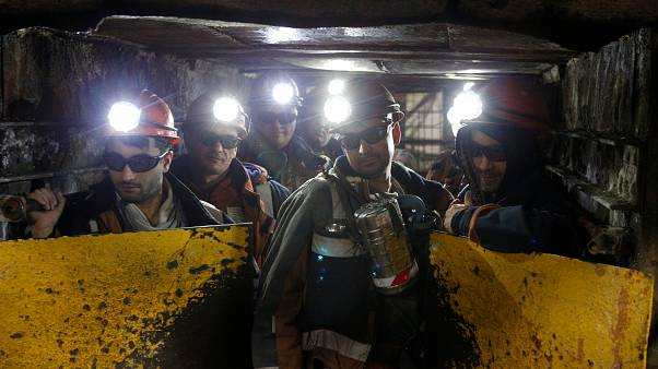 Soma kömür madeni