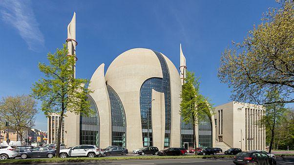 مسجد كولونيا في ألمانيا