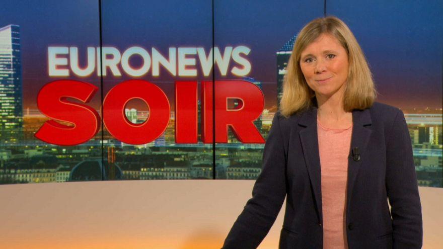 Euronews soir du 13 mai
