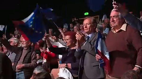 Europa-Wahlkampf jetzt auch in Frankreich