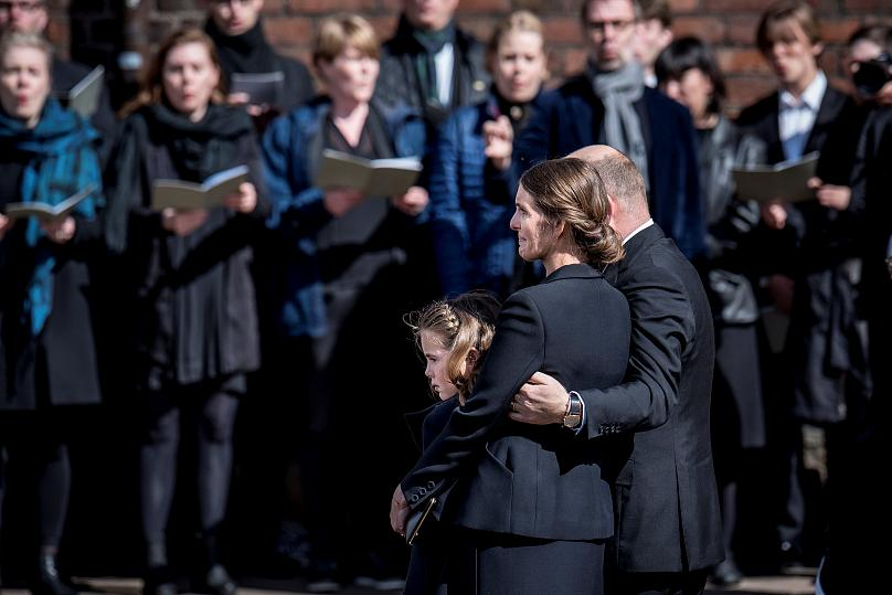 Ritzau Scanpix/Mads Claus Rasmussen/via REUTERS