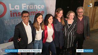 Francia, al via la campagna elettorale per le europee
