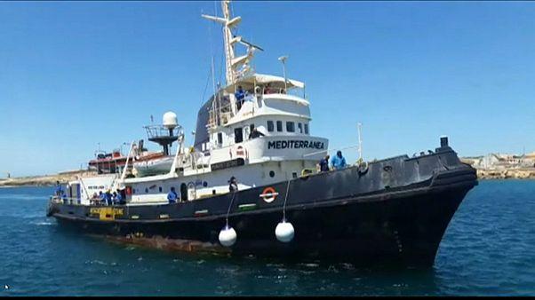 Mar Jonio, non convalidato il sequestro preventivo