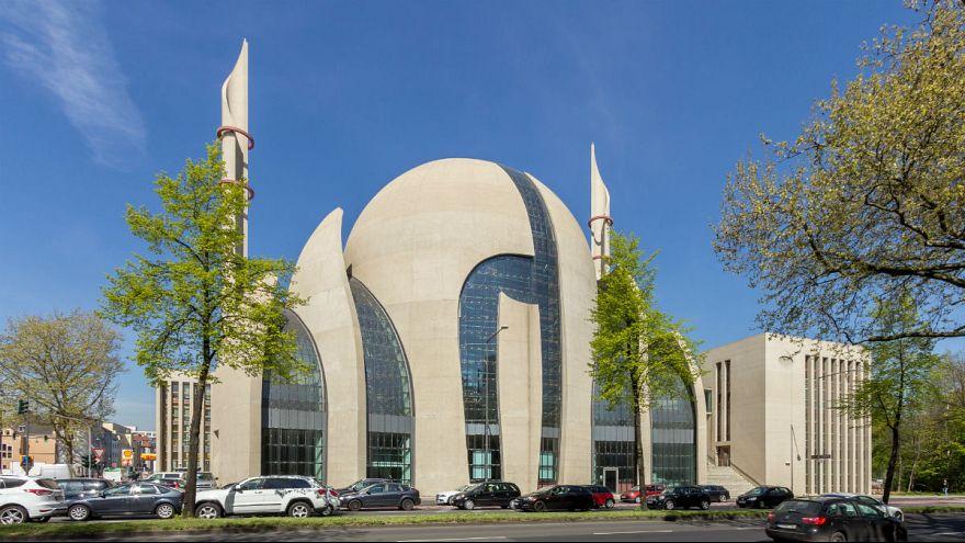 مسجد کلن آلمان