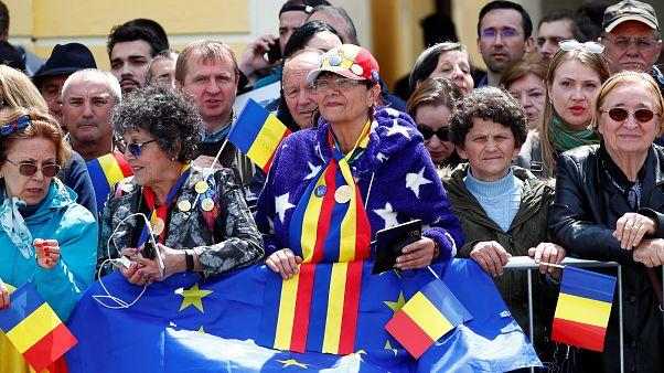 Szoros választás várható Romániában