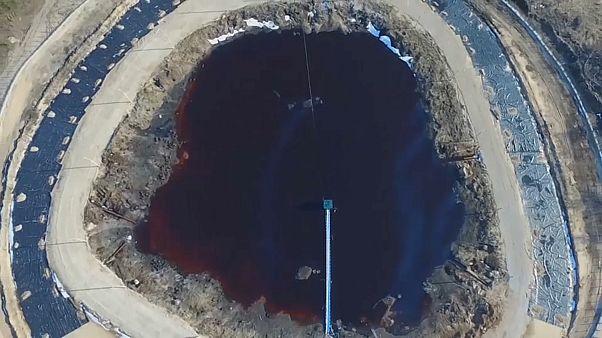 Дзержинск: избавление от свалок опасных отходов