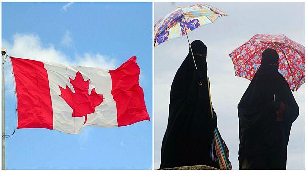 قانون كندي يحظر ارتداء النقاب في أماكن العمل يثير جدلاً واسعاً