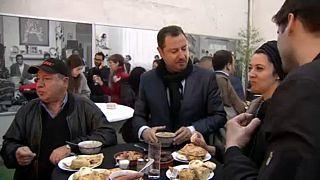 Ramadán en el Museo Judío de Bruselas