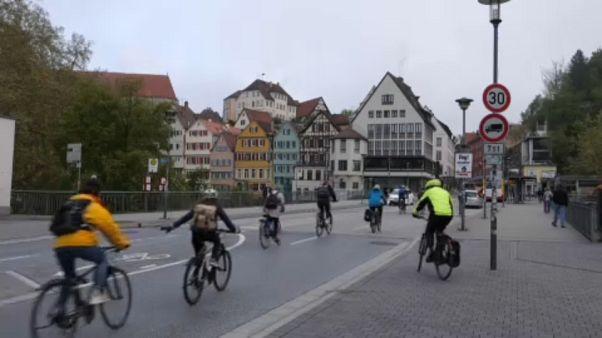 Los Verdes podrían superar a los socialistas en Alemania