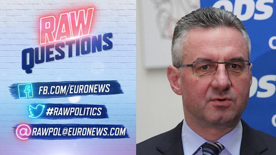 """Spitzenkandidat Jan Zahradil vor EU-Wahl: """"Ich bin Nationalist, ich bin Patriot"""""""