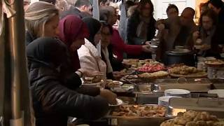 بروكسل: المتحف اليهودي يقيم مائدة إفطار رمضاني للجالية المسلمة ببلجيكا