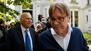 Avrupa Komisyonu Başkan adayı Guy Verhofstadt: Türkiye AB'ye katılmamalı