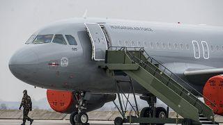 A miniszterelnök által amerikai útjához is használt gép