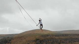Experienced walkers say this spectacular sport is perfectly safe