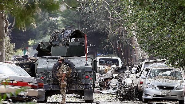 Afganistan'da intihar saldırısı: 3 sivil hayatını kaybetti
